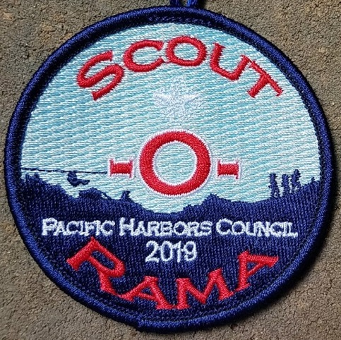 Scout-O-Rama 2019 patch